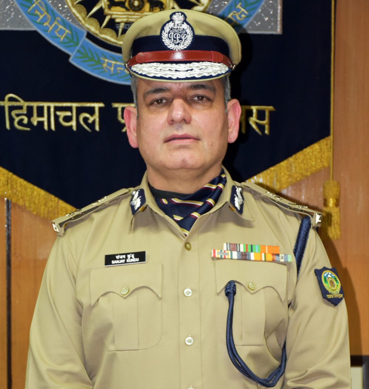 director general of polices message dgp